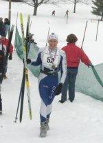 White Pine finish 2009