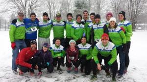 The 2014 Resolution Run photo op!